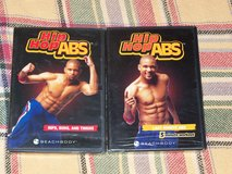 HIP HOP ABS by Beachbody Fitness DVD Set of 2 NEW! in Camp Lejeune, North Carolina
