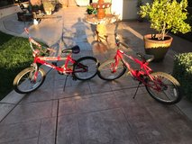 BMX bicycles in Travis AFB, California