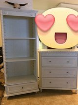 Dresser and Shelf in Vacaville, California