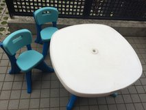 Step 2 Table and chairs in Okinawa, Japan