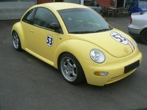 VOLKSWAGEN NEW BEETLE TURBODIESEL- NEW INSPECTION- TODAYS OFFER in Hohenfels, Germany