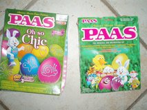 PAAS Easter Egg dying kits NEW IN PACKAGE in Stuttgart, GE