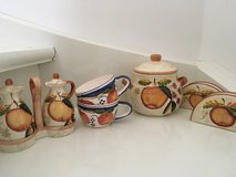 beautiful French Poterie set Farmer Style in Ramstein, Germany