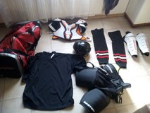Hockey equipment in Grafenwoehr, GE