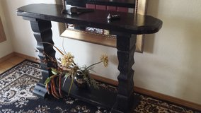 Entryway Accent Console / tv stand in Fort Lewis, Washington