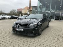 2010 Mercedes C63 AMG in Spangdahlem, Germany
