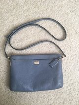 Coach Cross-Body Purse Blue in Naperville, Illinois