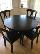 Table and chair set in Goldsboro, North Carolina