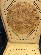 seat cover made in Mexico real leather in Elgin, Illinois