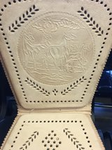 Seat cover Real that I made in Mexico in Elgin, Illinois