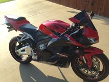 2011 Honda CBR600RR in Lake Charles, Louisiana