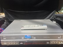 Samsung DVD VHS player in Camp Lejeune, North Carolina