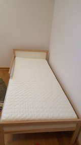 Toddler Bed - perfect condition  MUST GO ASAP!!! in Ramstein, Germany
