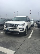 2016 Ford Explorer XLT in Spangdahlem, Germany