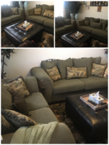 Couch & Love seat set in Fort Carson, Colorado