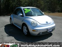 $1995-2001 VW BEETLE-COMMUTER SPECIAL $1995 in Camp Lejeune, North Carolina