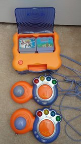 Vtech Vsmile learning system + games in Fort Campbell, Kentucky