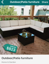 Outdoor Furniture in Bartlett, Illinois