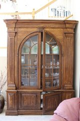 Northern Italian China Cabinet by Baker in Algonquin, Illinois