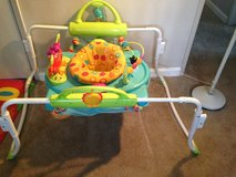 Baby bouncer, activity center. in Travis AFB, California