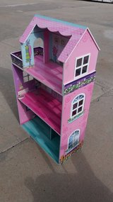 Doll house in Fort Riley, Kansas
