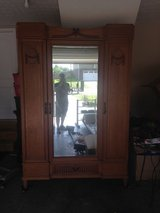 1920 French Armoire in Fort Campbell, Kentucky