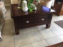 Square Coffee Table w/drawers in Bartlett, Illinois