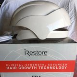 iRestore Laser Hair Growth System + Rechargeable Battery Pack - FDA-Cleared Hair Loss Product - ... in Minneapolis, Minnesota