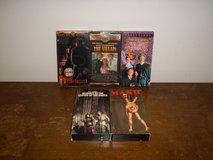 5 Action VHS Movies in Clarksville, Tennessee