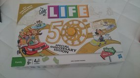 The game of life 50th special Anniversary edition in Fort Carson, Colorado