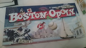 Boston-opoly in Fort Carson, Colorado