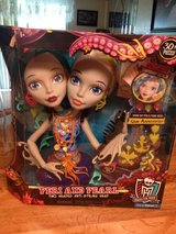 Monster High in Travis AFB, California
