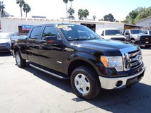 2012 Ford F150 4X4 Crew Cab XLT in Temecula, California
