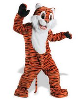 Adult Size Tiger Suit/ Halloween Costume/ Mascot in Okinawa, Japan