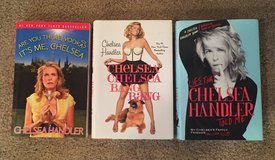 Chelsea Handler books in Fort Carson, Colorado