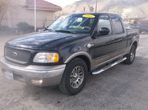 2003 FORD F150 'KING RANCH' CREW CAB 5.4L V8 AUTO 2WD , FULLY LOADED ......$7695 in Yucca Valley, California