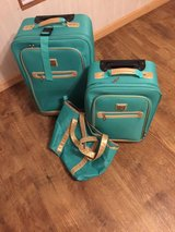 New direction luggage set in Beaufort, South Carolina