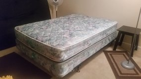 Full Size Mattress Set in Vacaville, California