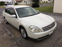 2003 NISSAN TEANA (+2 year JCI) in Okinawa, Japan
