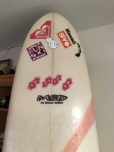 "Surf board by MSD 8'7"" in Okinawa, Japan"