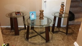 3 living room table set in Vacaville, California