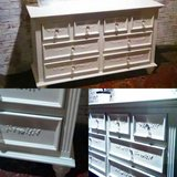 Custom cottage dresser/changing table in Bartlett, Illinois