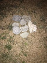 Decorative rocks in Camp Lejeune, North Carolina