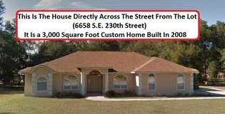 1/2 Acre Home Lot For Sale by owner in Hawthorne Florida by Auction in Jacksonville, Florida