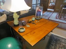Antique Drop Leaf Kitchen table in Okinawa, Japan