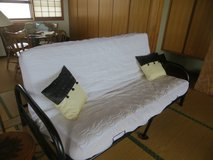 Queen size futon in Okinawa, Japan