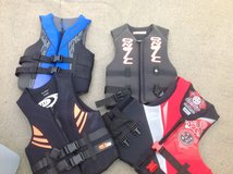 (Personal Floatations Device) PFD Life Preserver/ Impact vest in Okinawa, Japan