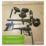 paintball guns and gear in 29 Palms, California
