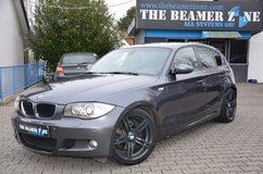 2007- BMW-120dA-LOADED-FACTORY M PACKAGE #40# in Hohenfels, Germany