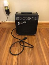 Squier by Fender SP-10 Portable Electric Guitar Amplifier in Okinawa, Japan